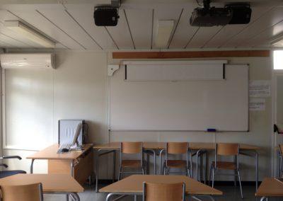 Aula de classe