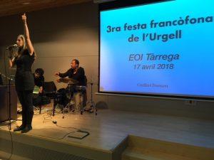 3ª Jornada Francòfona de l'Urgell
